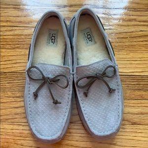 NWOB UGG Men's loafers size 10
